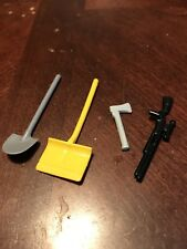 3245 Playmobil Western Stagecoach Misc Tools