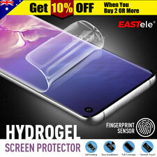 For Samsung Galaxy S20 Ultra S10 S9 S8 Plus Note 20 10 HYDROGEL Screen Protector