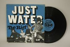 "The Riff- Just Water- 12"" Vinyl LP- LPLPS H2072- B225"