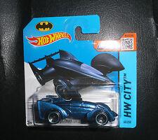Mattel HOT WHEELS Batman Live! Live Batmobile HW City 65/250 BGS2N MOC M.O.C. DC
