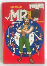 Mr T 1986 Annual