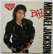 "MICHAEL JACKSON ""BAD"" - LP - FOC"