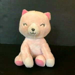 Carters Just One You Pink Plush Wind Up Musical Kitten Cat You Are My Sunshine