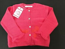 Baby Girl's Weekend A La Mer Pink Cardigan Age 18  Months BNWT