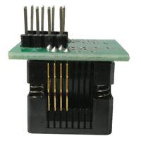 New SOP8 IC Programmer Adapter Socket Converter Module for Spi Flash Wide 150mil