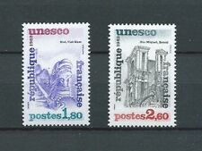 SERVICE - 1982 YT 71 à 72 - TIMBRES NEUFS** LUXE