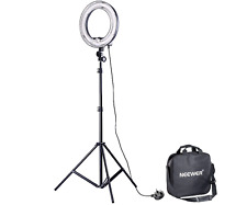 "Neewer Camera Photo Video Ring Fluorescent Flash Light Kit Includes 1 14""outer"
