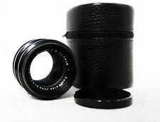 Vintage CARL ZEISS JENA BIOTAR 58mm F2 T Coated lens for Exakta SLR fit