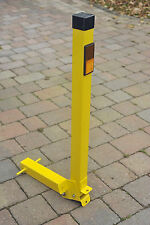 Security Parking Post with ground mount