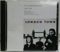 PAUL McCARTNEY - LONDON TOWN (CD, 1993) DIGITALLY REMASTERED **MADE IN CANADA**