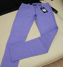 NEW** Atticus ladies skinny jean, violet, size W 26