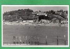 More details for marsh beach gurnard nr cowes iow rp pc unused nigh ad926