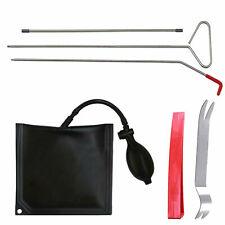 Car Door Open Unlock Tool Kit Lock Out & Air Pump & Air Wedge Set