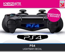 KNR1625 THE ORIGINAL Dualshock 4 PS4 Lightbar Decal | 3 pack