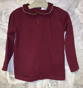 Girls Age 2-3 Years - M&S Long Sleeved Top