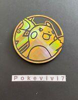 JETON / PIECE / COIN / POG Coffret Cartes Pokemon RAICHU