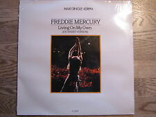 "FREDDIE MERCURY - LIVING ON MY OWN  MAXI 12"" ""TOPZUSTAND!"""