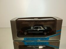 MINICHAMPS  MERCEDES BENZ 450 SLC  - BLUE METALLIC 1:43 - EXCELLENT IN BOX