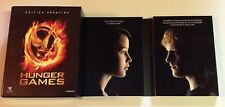 COFFRET DVD HUNGER GAMES Edition prestige