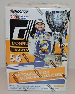 2021 PANINI DONRUSS NASCAR RACING 56 TRADING CARD BLASTER BOX SEALED