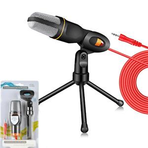 Kondensator Microphone Handy PC Mikrofon Kit Komplett Set für Studio Podcast DE