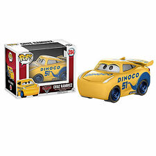 Funko Cars 3 POP Cruz Ramirez Vinyl Figure NEW Toys Collectibles Movie