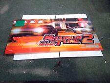 maximum tune 2 arcade marquee #3