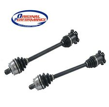 For Audi A4 Quattro 02-05 1.8L w/ M/T Front Left & Right CV Axle Shaft OPparts
