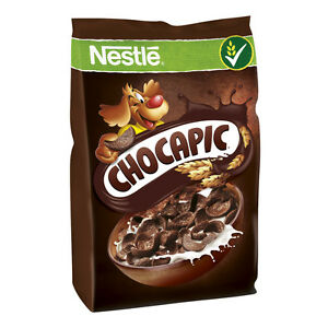 Nestle CHOCAPIC Chocolate cereal with vitamins 250g Shipping Worldwide
