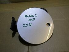 MAZDA 2 1.4DCI FUEL CAP COVER IN SILVER 20N 2003 > 2007