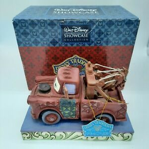 Disney Traditions Cars Mater 'Git-R-Done' 4023568 Jim Shore Disney New With Tag