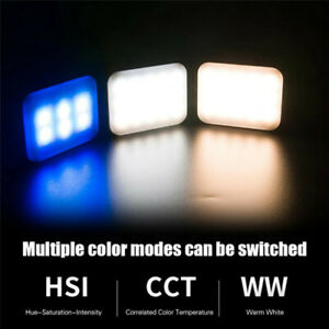Tripod LED Fill Light Multifunctional Colorful For Photography Video Party light