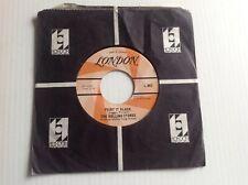 THE ROLLING STONES PAINT IT BLACK/STUPID GIRL 1966 LONDON L901  CDN ORANGE SWIRL