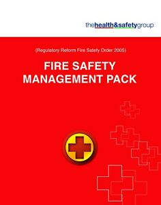 Fire Safety Management Pack (Log Book only)