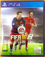 FIFA 16 - Playstation PS4 Games - Very Good Condition - 2016