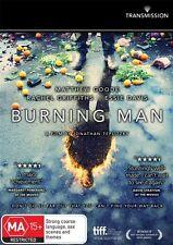 Burning Man DVD NEW
