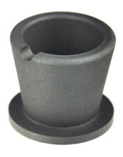 10 oz Graphite Torch Mini Crucible Cup Base Melting Casting Gold Silver Copper