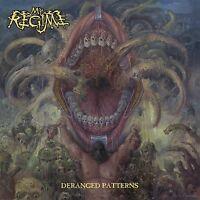 MY REGIME - Deranged Patterns - CD DIGIPACK