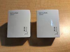 TP Link TL-PA2010KIT AV200 Nano Power-line Adapter Starter Kit
