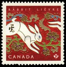 CANADA 2416 - Chinese Lunar Year of the Rabbit (pa53254)