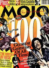 MOJO no. 31  June 1996  :  Guitarists / Elvis Costello