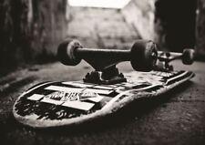 Imagen de arte cartel de impresión de Skate A3 Talla GZ1821