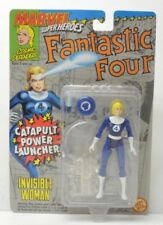 Invisible Woman action figure Marvel Super Heroes Toy Biz 1994 NIP Fantastic 4