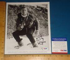 PSA DNA Certified Authentic KIRK DOUGLAS signed/autograph 8x10 B&W Photo #1