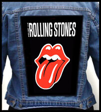 THE ROLLING STONES  --- Giant Backpatch Back Patch