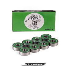 ABEC - 9 longboard/skateboard/patines terfenilos rodamientos de bolas/bearing