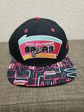 San Antonio Spurs New Era 9 Fifty Snapback Hat Basketball NBA