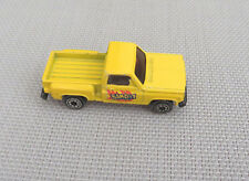 Possible Yatming Yellow Bandit Chevrolet Truck Diecast (Add'l Cars Ship 25¢)
