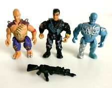 Military Muscle Men Soldiers O.S.F.T.M. Vintage 1993 - Baddest Bad Enemy Set