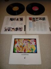 WELCOME TO THE PLEASUREDOME - FRANKIE GOES TO HOLLYWOOD ALBUM VINYL RECORD LP EX